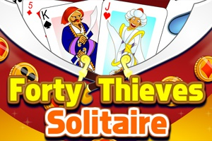 forty-thieves-solitaire
